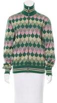 Gucci 2016 Lurex Wave Track Jacket
