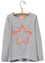 Joules Embellished Jersey Top.