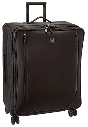 Victorinox Lexicon 2.0 Dual-Caster Large Packing Case (Black) Luggage