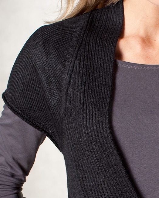 Coldwater Creek Button detail sweater
