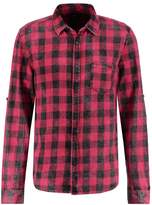 Ltb Maro Slim Fit Shirt Vintage Red