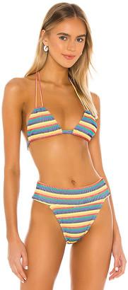 Montce Swim Solo Bikini Top