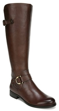 Naturalizer Jillian Wide Calf Riding Boot