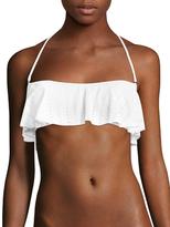 Eberjey Crystal Valley Tutu Bikini Top