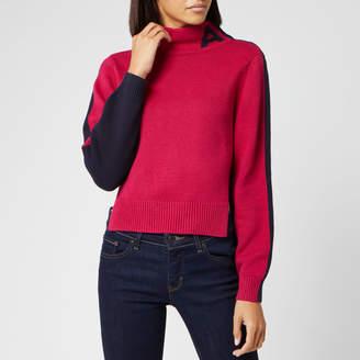 Armani Exchange Women's Logo Knit Jumper