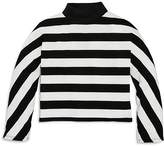 Splendid Girls' Striped Mockneck Top - Big Kid