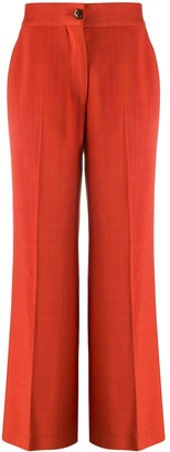 BLAZÉ MILANO Brumpy high-waisted trousers