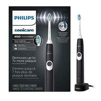 Sonicare Philips ProtectiveClean 4100 Rechargeable Electric Toothbrush