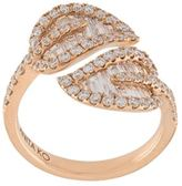 Anita Ko diamond leaf ring