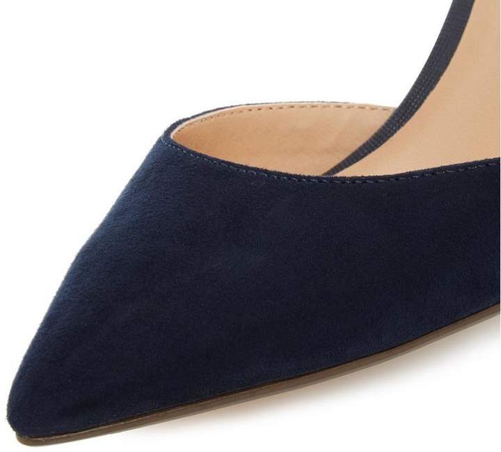 Roberto Vianni CARELL - Slingback Pointed Toe Court Shoe