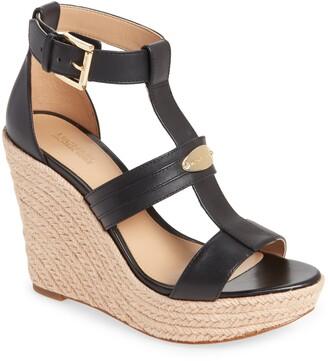 MICHAEL Michael Kors Finley Wedge Sandal
