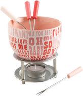 Mastrad Oh Baby Valentine's Chocolate Fondue Set