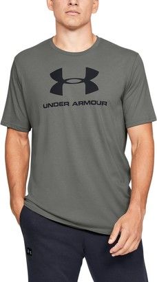 Under Armour Men's UA Sportstyle Logo Short Sleeve
