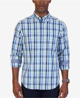 Nautica Men's Classic-Fit Cotton Plaid Shirt