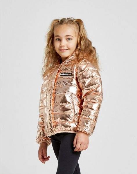 d1b5d920 Girls' Violet Foil Jacket Children
