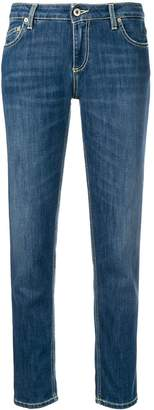 Dondup cropped slim fit jeans