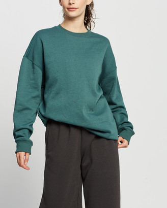 Factorie Oversized Crew Neck Sweater