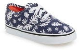 Vans Infant Girl's 'Authentic' Sneaker