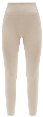 Prism - Lucid High-rise Stretch-jersey Leggings - Beige