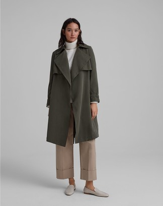 Club Monaco Elima Trench Coat