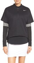 Nike Women's 2-In-1 Zoned Aero Layer Jacket