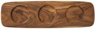 Villeroy & Boch Artesano Wood Tray for Dip Bowl