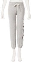 Sundry Tribal Side Sweater Knit Sweatpant