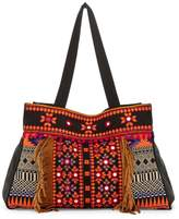 Kareena's Fringe Tote Bag