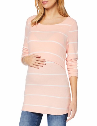Noppies Women's Nurs Ls Yd Ariane Maternity Long Sleeve Top