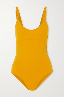 Eres Gourmette Vermeil Swimsuit - Yellow