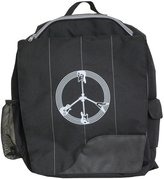 Diaper Dude Little Dude Backpack, Black Guitar Peace
