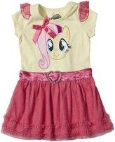 Hasbro Mlp Graphic Tee (Toddler) - Yellow/Pink-3T
