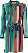 Diane von Furstenberg shirt dress - women - Silk - 4