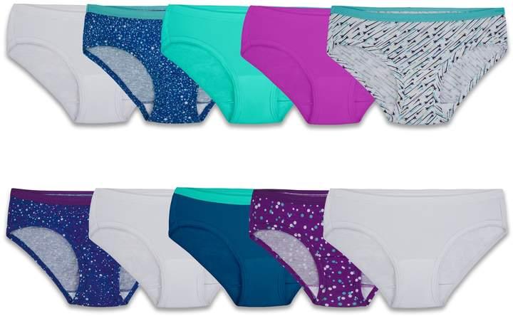 733a40b0aa01 Fruit of the Loom Girls' Underwear & Socks - ShopStyle