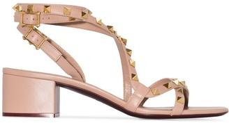 Valentino Rockstud Flair 45mm sandals