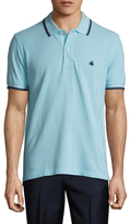Brooks Brothers Oxford BE Spread Collar Slim Fit Polo
