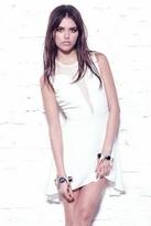 For Love & Lemons Luna Dress in White
