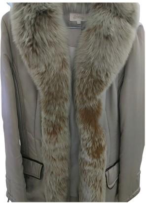 Arfango Ecru Jacket for Women