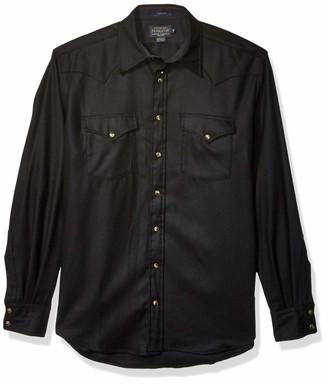 Pendleton Men's Tall Size Big & Tall Long Sleeve Canyon Shirt