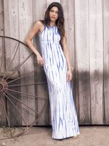 Cosabella Rimini Tie-Dye Maxi Dress