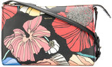 Paul Smith floral print crossbody bag - women - Calf Leather - One Size