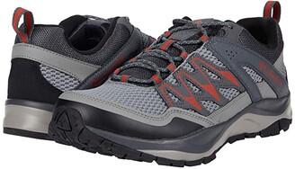 Columbia Wayfinder II (Monument/Blood Orange) Men's Shoes