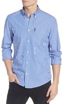 Ben Sherman Men's Stripe Woven Shirt
