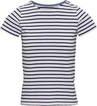 Asquith Fox Asquith & Fox Women's Mariniere Coastal Short Sleeve tee Polo Shirt