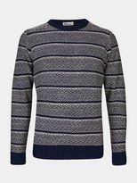 Burton Burton Another Influence Navy Knit Jumper*