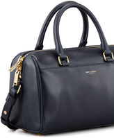 Saint Laurent Classic Duffel 3 Bag, Dark Blue