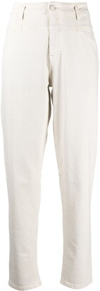 Closed Mid-Rise Straight Organic Cotton Jeans