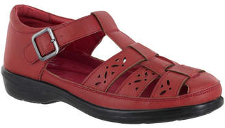 Easy Street Shoes Dorothy T-strap Comfort Sandals Women Shoes