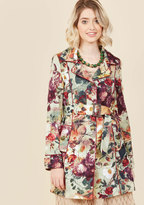 ModCloth Invincible Vision Trench in 14 (UK)