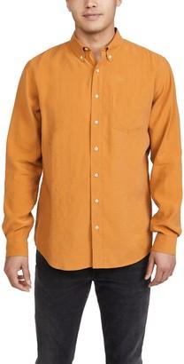 Schnaydermans Schnayderman's Modal Long Sleeve Shirt